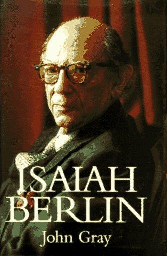 Isaiah Berlin 9780691026350