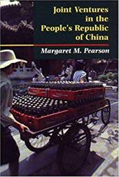 Joint Ventures in the People's Republic of China: The Control of Foreign Direct Investment Under Socialism 2545569