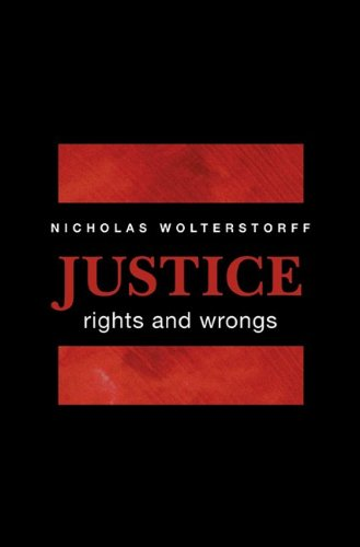 Justice: Rights and Wrongs 9780691146300