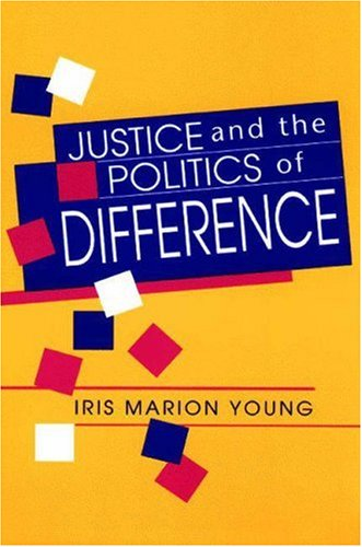 Justice and the Politics of Difference 9780691023151
