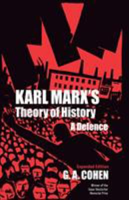Karl Marx's Theory of History: A Defence 9780691070681