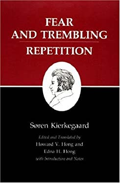 Kierkegaard's Writings, VI: Fear and Trembling/Repetition 9780691020266
