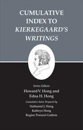 """Kierkegaard's Writings, XXVI: Cumulative Index to """"Kierkegaards Writings"""" 2545941"""