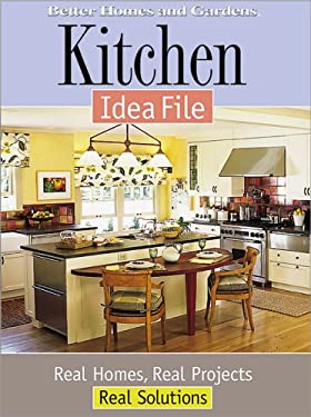 Kitchen Idea File: Real Homes, Real Projects, Real Solutions 9780696217470