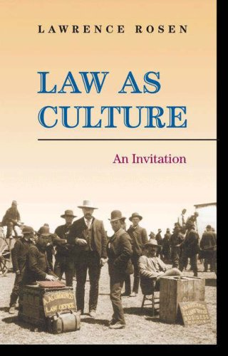 Law as Culture: An Invitation 9780691136448
