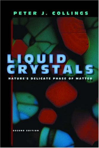 Liquid Crystals: Nature's Delicate Phase of Matter 9780691086729