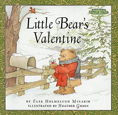 Little Bear's Valentine 9780694017126