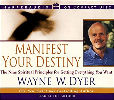 Manifest Your Destiny CD: Manifest Your Destiny CD 9780694525478