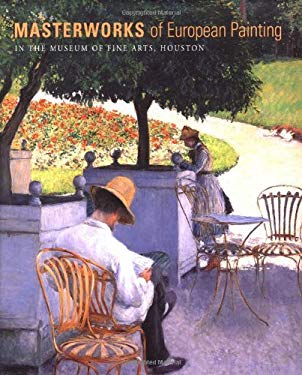 Masterworks of European Painting in the Museum of Fine Arts, Houston 9780691004600
