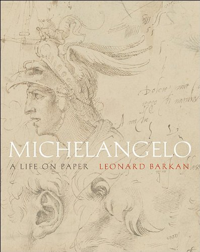 Michelangelo: A Life on Paper 9780691147666
