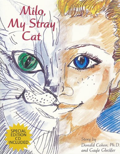 Milo, My Stray Cat [With CD (Audio)] 9780692009628