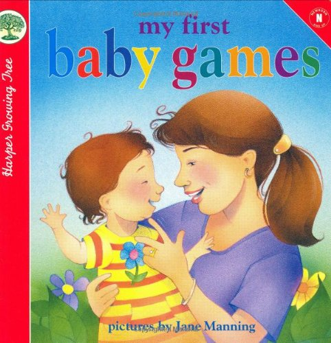 My First Baby Games 9780694014354