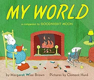 My World Board Book 9780694008629