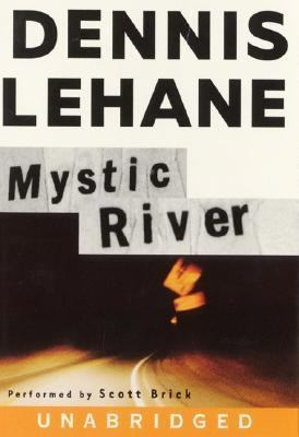 Mystic River Dennis Lehane and David Strathairn