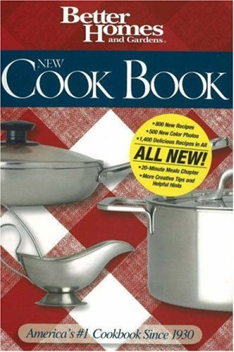 New Cook Book 9780696234491