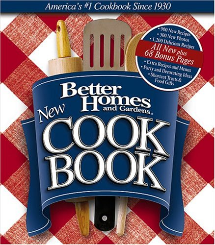 New Cook Book, Bonus Edition 9780696218811