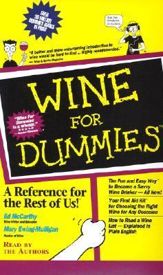Wine for Dummies: Wine for Dummies 9780694517633
