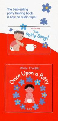 Once Upon a Potty--Boy Book and Tape [With Reading of Book and the Potty Song] 9780694701032
