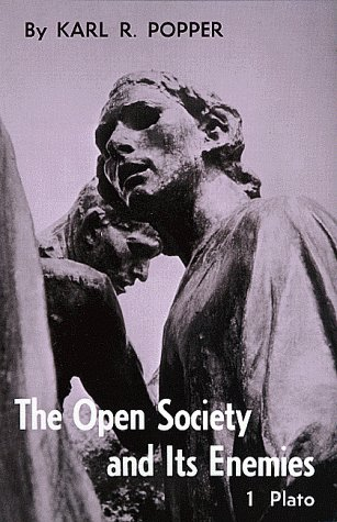 Open Society and Its Enemies, Volume 1: The Spell of Plato 9780691019680