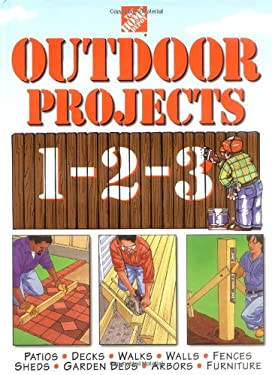 Outdoor Projects 1-2-3 9780696206733
