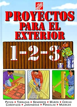 Outdoor Projects 1-2-3: Spanish Edition
