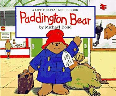 Paddington Bear: A Lift the Flap Rebus Book 9780694008384