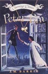 Peter Pan Book and Charm [With Tinker