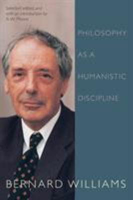 Philosophy as a Humanistic Discipline 9780691134093