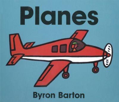 Planes Board Book 9780694011667