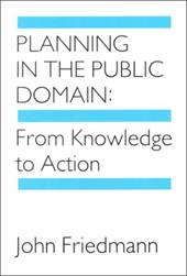 Planning in the Public Domain: From Knowledge to Action 2545119