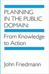 Planning in the Public Domain: From Knowledge to Action 2549724