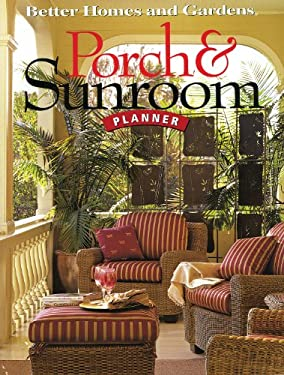 Porch & Sunroom Planner 9780696222184