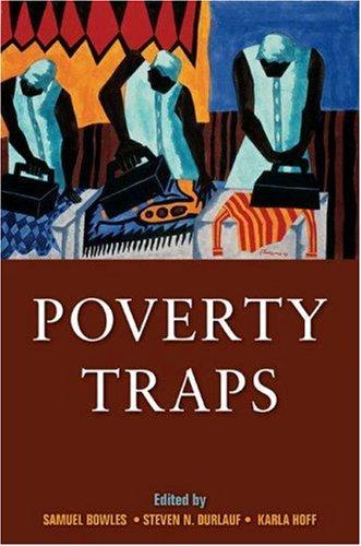 Poverty Traps 9780691125008