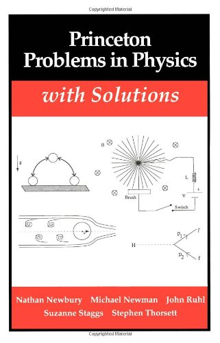 Princeton Problems in Physics with Solutions 9780691024493