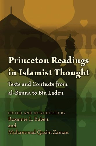 Princeton Readings in Islamist Thought Princeton Readings in Islamist Thought: Texts and Contexts from Al-Banna to Bin Laden Texts and Contexts from A