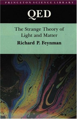 Qed: Strange Theory of Light & Matter