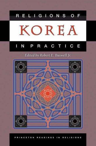 Religions of Korea in Practice 9780691113470