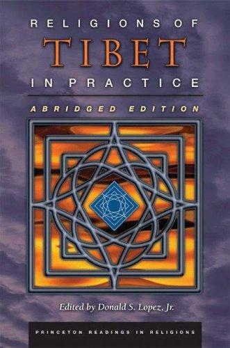 Religions of Tibet in Practice 9780691129723