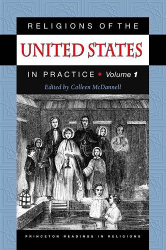 Religions of the United States in Practice: Volume One 9780691009995