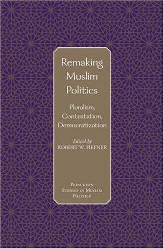 Remaking Muslim Politics: Pluralism, Contestation, Democratization 9780691120935