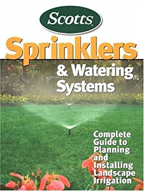 Scotts Sprinklers & Watering Systems 9780696221491