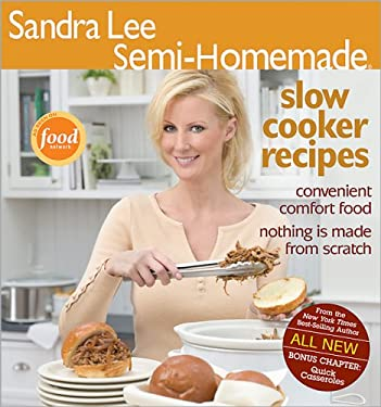 Semi-Homemade Slow Cooker Recipes 9780696232640