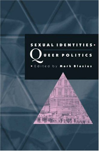 Sexual Identities, Queer Politics 9780691058672