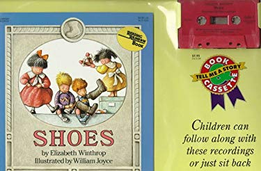 Shoes Book and Tape [With Book] 9780694700370