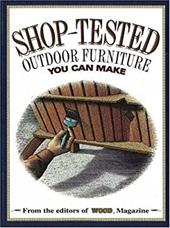 Shop-Tested Outdoor Furniture You Can Make 2557997