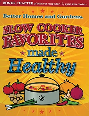 Slow Cooker Favorites Made Healthy 9780696226830