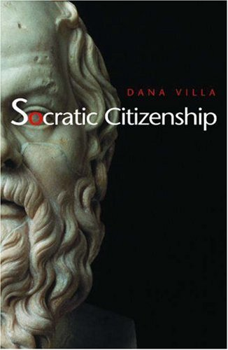 Socratic Citizenship 9780691086934