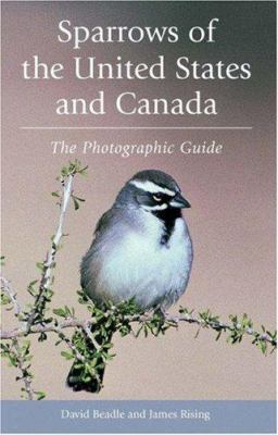 Sparrows of the United States and Canada: The Photographic Guide 9780691117478