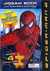 Spider-Man 2 Jigsaw Book: With Stickers & Activities [With 16 Electrostatic Stickers] 2558469