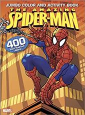 Spider-Man: Jumbo Color and Activity Book 2558511